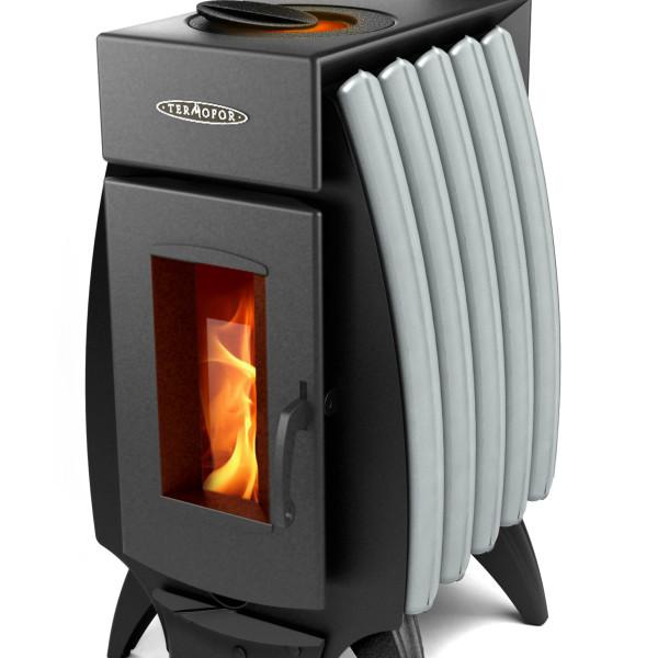 Печка за отопление Огонь-батарея 12405