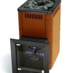Печка за сауна на газ