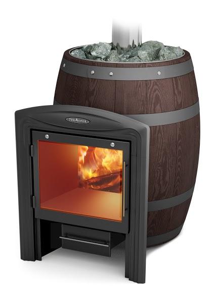 Печка за сауна на дърва
