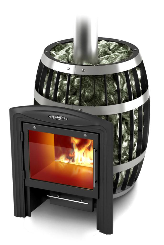 Печка за руска баня на дърва