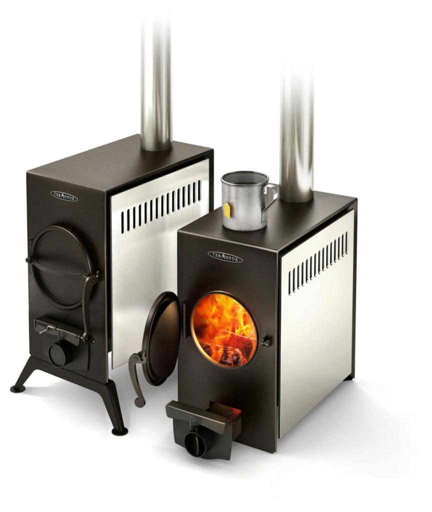 Преносима печка за отопление